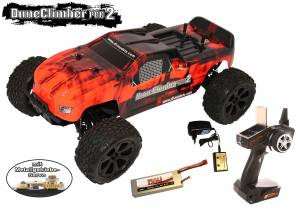 DuneClimber PRO 2, 4WD brushed RC-Buggy RTR
