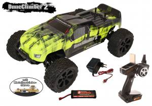 DuneClimber 2, 4WD brushed RC-Buggy RTR
