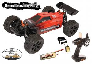 DuneCrusher PRO 2, 4WD brushed RC-Buggy RTR