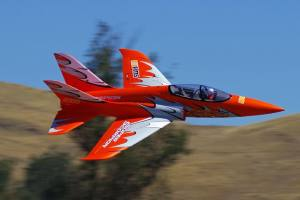 FMS Super Scorpion Jet EDF 90 PNP 114 cm Spannweite Orange