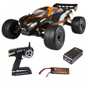 FighterTruggy 4, 4WD brushless RC-Truggy RTR - Version 2016, Wasserdicht