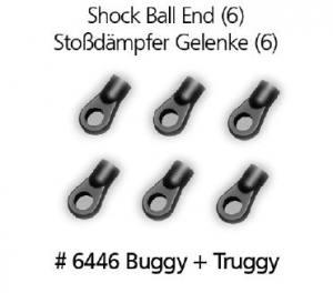 Buggy /& Truggy Nr 2 6409 von df-models C-Hubs links und rechts