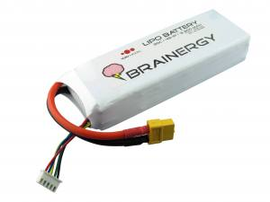 YUKI Model BRAINERGY LiPo 14,8V 3.300mAh 45C T-Plug 801065