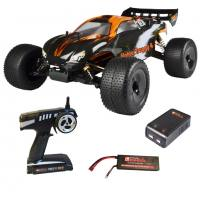 FighterTruggy 4, 4WD brushless R...