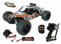 Ghost Fighter • 1:10 Brushed 4WD...