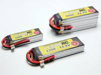Lemon RC LiPo Akku 4S 14,8V 2.20...