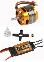 D-Power Brushless SET AL3530-12 ...